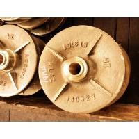 Buy cheap Copper alloy / brass / iron sand casting vane wheel , marine pump impeller parts from wholesalers