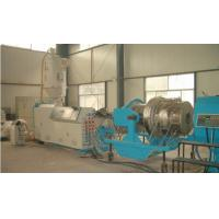 Buy cheap Composite Pipe Production Line / Double Screw Extruder Machines from wholesalers