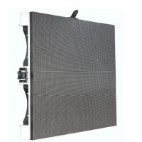 Buy cheap 480x480mm Led Ad Display RGB Color Fast Heat Dissipation Lightweight Durable from wholesalers