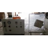 Buy cheap PLC Control Box Anti Igniting Test Machine For Mattress And Sofa from wholesalers