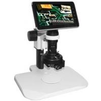 Buy cheap Large Field of View, Super Depth of Field CMOS Sensor 3D Digital LCD Microscope from wholesalers