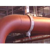 Buy cheap Pipe clamp with two bolts pipe fitting from wholesalers