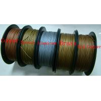 Buy cheap 1.75mm Metal 3d Printer Filament Copper Bronze Brass Red Copper Aluminium product