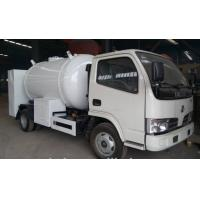 Buy cheap CLW brand Mini 4*2 LPG gas dispensing Truck, china mini lpg gas bobtail trucks for sale from wholesalers