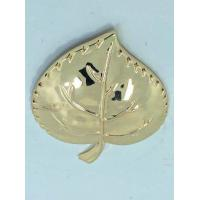Buy cheap Zamak Material Funeral Urns Accessoires , Ash Urn Decoration Antique Brass Color from wholesalers