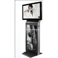 """Buy cheap Floor Standing Digital Signage with Double LCD Screen (42"""" and 55"""") product"""