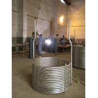Buy cheap titanium press tool pipe/titanium seamless pipe /condenser coil cooling from wholesalers