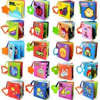 Buy cheap 20 Styles Bbay Cloth Books For Baby Educational Toys Sound Paper For Baby Early Learning from wholesalers