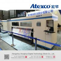 Buy cheap 2.6 Meters Model X Large Format Digital Sublimation Paper Textile Printer with 16 Kyocera Heads from wholesalers