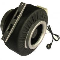 Buy cheap Quiet 8 Extractor Fans Inline Duct Fan for Grow Tent , Easy Installation from wholesalers