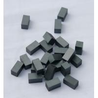 Buy cheap High Effiency Permanent Barium Ferrite Magnets Block For Industrial , Motors , Toys from wholesalers