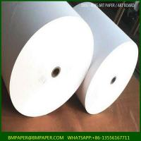 Buy cheap Wood Pulp Pulp Material and Chemical Pulp Pulping Type Couche Paper for Printing from wholesalers