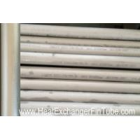 Buy cheap Heat Exchanger Seamless Stainless Steel Tube OF ASME SA213 TP316 / 316L. from wholesalers