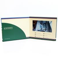 Buy cheap 1024 x 600 Resulotion Video Brochure Card Switch Buttons With Micro - Thin LCD Screen product