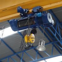 Buy cheap 10t Cd Type Electric Wire Rope Hoist Small Volume 220 V To 440 V from wholesalers