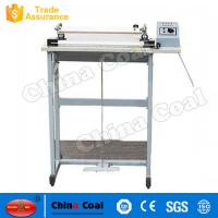 Buy cheap Impulse Foot Sealer Hot Sale SFTD Foot Pedal Impulse Heat Sealer Machine with Cutter from wholesalers