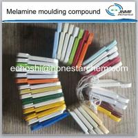 Buy cheap thermosetting molding compound melamine formaldehyde resins in wide range of colors from wholesalers