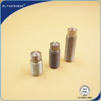 Buy cheap Industrial Copper Plated M5 Weld Studs Stainless Steel For Arc Stud Gun from wholesalers