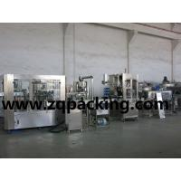 Buy cheap Auto Water bottle Packing Line ,Auto Fresh Water Filling Production Line from wholesalers