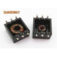 Buy cheap Low Resistance SMPS Flyback Transformer / Inductor Wire Core Material product