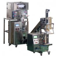 Buy cheap Pyramid Herbal Tea Bag Packing Machine with Second Outside Packaging from wholesalers