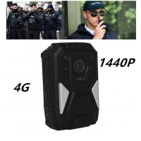 Buy cheap RECODA M510 1440P 4G Body Camera , bodywear video cameras Wifi GPS long working time from wholesalers