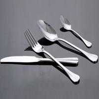 Buy cheap Cutlery Stainless Steel Flatware Set Knife Spoon Fork Series Eco - Friendly from wholesalers
