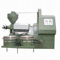 Buy cheap Automatic Combined Oil Press Machine, Easy to Operate from wholesalers