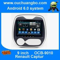 Buy cheap Ouchuangbo car multimedia kit android 6.0 for Renault Captur with 1024*600 bluetooth wifi gps radio from wholesalers