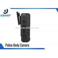 Buy cheap Waterproof Night Vision Body Worn Camera Law Enforcement With Live Streaming Video from wholesalers