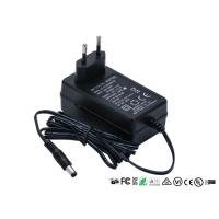 Buy cheap Level Vi Switching Power Adapter 12V 2000ma For CCCTV Camera Router Modem product