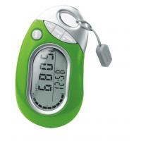 Buy cheap 3D sensing Multi-function electronic pedometer SP-H771, 12/24 hour time display product