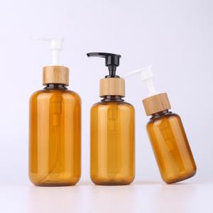 Buy cheap 100ml 200ml Empty PET Plastic Bottles For Cosmetics product