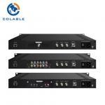 Buy cheap DVB S / S2 QPSK 8PSK Encoder Modulator With SDI Input For DSTV COL5011U-B from wholesalers