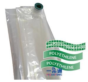 Buy cheap 125 L HHB Aseptic Bags Coconut Milk High Standard Full Alu Goglio Brand product