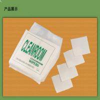 Buy cheap Industrial Polyester Clean Room Wipes Dust-free 100 - 1000 YH-CX-013 product