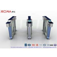 Buy cheap Speed gate Turnstile Access Control System Pedestrian Entry Barriers with CE from wholesalers