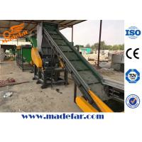 Buy cheap PE/PP/PVC Waste Film&Bags Recycling Machine from wholesalers
