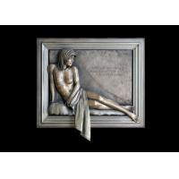 Buy cheap Contemporary Sexy Nude Wall Sculpture For Indoor Decoration 200*180cm from wholesalers