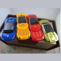 Buy cheap F699 Slide Dual Sim Dual Standby Quad Band Luxury Car Phones from wholesalers