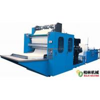 Buy cheap Automatic Box-drawing Face Tissue Machine (2 lines) from wholesalers