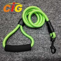 Buy cheap Dog Chain Leash Traction Rope Safety Pet Polyester Harness Leash For Dog from wholesalers