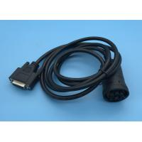 Buy cheap High Reliable 20AWG J1939 Cable 9 Pin Female To D-Sub DB15P Female from wholesalers