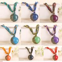Buy cheap Bohemian national style retro pendant necklace accessories jewelry necklaces for women from wholesalers