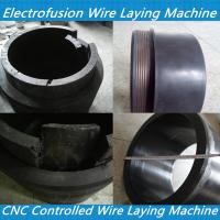Buy cheap pe electro fusion wire laying machine - tapping saddle wire laying - electro fusion pad from wholesalers
