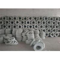 Buy cheap Military Galvanized Stainless Steel Concertina Razor Barbed Wire Single Loop Rust Proof from wholesalers