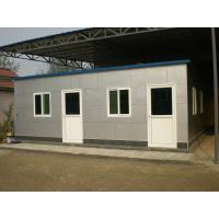 Buy cheap Prefabricated Light Steel Structure House , Pre Engineered Metal Buildings from wholesalers