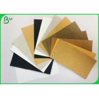 Buy cheap Tear Resistance And Durable 0.55MM Washable Kraft Paper For Wallet from wholesalers