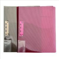 Buy cheap Creative high quality PP file clip with ring binder from wholesalers