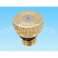 Buy cheap FT Brass Low Pressure Misting Nozzle from wholesalers